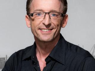 René Werner, Schauspieler und Senior Creative Director.