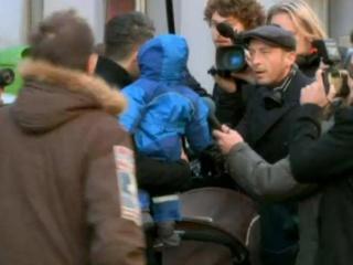 """Journalist bei """"Unter uns"""". René Werner Film Schauspieler Foto / Screenshot"""