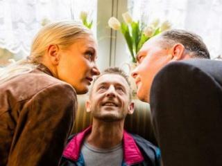 """René Werner in der Rolle des Dietmar Jablonski in der Serie """"Heldt - Glücklicher Tod"""""""