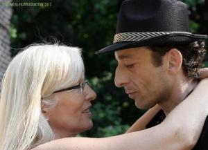René Werner als Robert in Roberts Traum